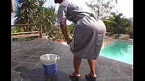 SEXY PAWG MAID WITH SEXY POUNDED BY BBC