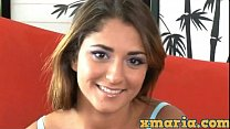 Hot 18 Year Old's First Porn Scene