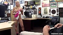 Sexy Blonde Stripper Cristi Ann - XXX Pawn