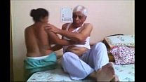 Desi Maid Fucked Hard By Old Uncle Thumbnail