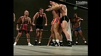 Naked Combat Nude Gay Wrestling On TitanMen.com Thumbnail