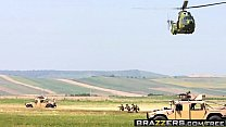 Brazzers - Big Wet Butts -  Military Booty scen...