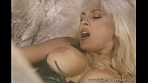 Solo Pussy Masturbation With Golden Sex Toy