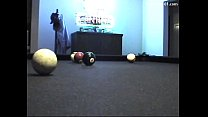Blowjob In Billiard Room Thumbnail
