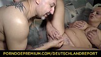 DEUTSCHLAND REPORT - Dirty amateur German granny Judith S. gets picked up and fucked