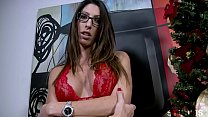 Hardcore sex action with brunette mom Dava Foxx taking cock from behind № 598056  скачать