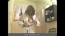 Christy Canyon in the Shower