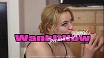 AMBER WEST Sucking Cock SD