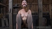 Hot villein delights with oral