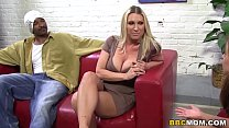 Pressley Carter and Devon Lee Tries Interracial...