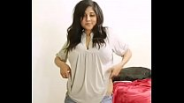 Hot Desi Big Boob Bhabhi Nude Dance And Getting... Thumbnail