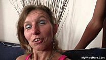 granny fucks her daughter s bf and gf watches