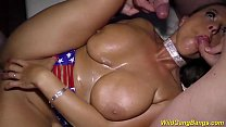 german gangbang with busty milf sexy susi Thumbnail