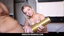 Step Sister Trisha Parks Helps Her Brother