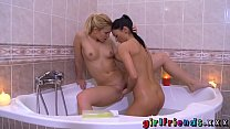 Download video bokep Girlfriends Tight teens shave each other and ma... 3gp terbaru