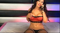 Hot phonesex brunette Lolly Badcock