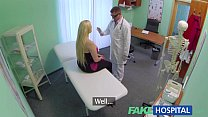 FakeHospital Sexual therapy causes new patient ...