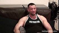 Beefy Instructor Is Topped By Hung Skinny Twink Thumbnail