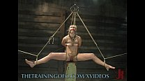 Hardcore Bondage Training Thumbnail
