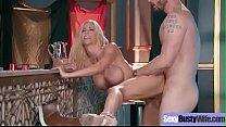 Sex Tape With Hot Big Juggs Housewife (Alexis F...
