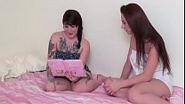 crazyamateurgirls.com - stepdaughters at home p 4 - crazyamateurgirls.com Thumbnail