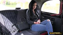 Babe Erica gets her puss slammed hard in all an...