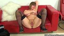 There is something so sexy about these British milfs - download porn videos