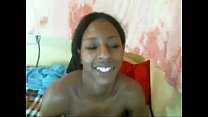 Ebony teen close up toying-sponsored by ADULTTO... Thumbnail
