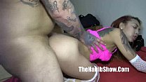 petite asian kimberly chi gets fucked west side hood rican tatoo p2