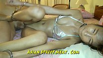 Super Sexy Silver Asian Thumbnail