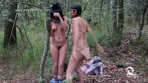 Apache and Cowgirl Threesome Sexy Girls 2 - Jenifer and Star Kaat Thumbnail