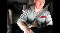 Fat cock truck driver on webcam - amawebcam.com... Thumbnail