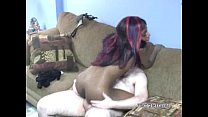 pussy wet her in dick white takes revay Ebony