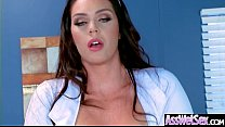 Oiled Girl (Alison Tyler) With Big Round Ass Li...