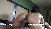 she swallows dick sucking nut swallower lusty r...