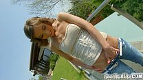 ass traffic euro teen in rough double penetration