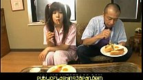 Shino Nakamura Asian model gets her cunt cream filled