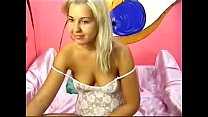 beatiful blonde on webcam -  - more on 123camfo...