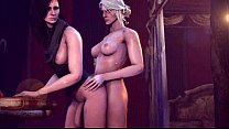 3D Futanari Collection 2