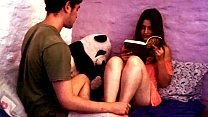 Download video bokep My girlfriend wanted to study and it was so hot... 3gp terbaru