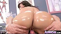 in... deep it take girl ass curvy oiled ann) (lisa
