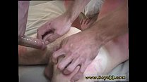 Straight friends show off dicks together gay Fo...