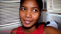 HD Thai teen asian heather deep give deep throat creamthroat before bed time