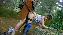 Download video bokep Teen Punk Fondled And Fucked In The Forest 3gp terbaru