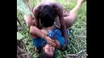 Thick Indian Fucked Hard In The Forest thumb