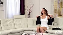Talent Scout - Young Dutch Teen Shows Off Her F...