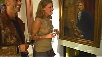 Guests on a Rocco Siffredi reception are involv...