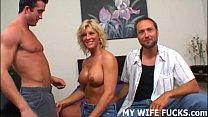 Your wife wants to cuckold you with a male porn...