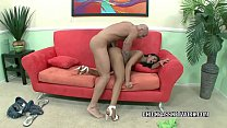 Latina hottie Emy Reyes gets her young pussy po...
