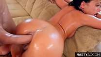 Wild squirting anal fuck with Adriana Chechik - download porn videos